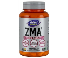 NOW FOODS ZMA - Sports Recovery - 90 caps