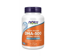 NOW FOODS DHA 500/EPA 250 - 90 softgels