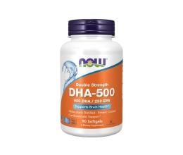 NOW FOODS DHA 500/EPA 250 - 90 softgels