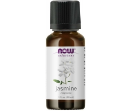 NOW FOODS Essential Oil 30ml Jasmine Oil (eeterlik õli)