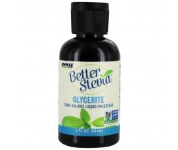 NOW FOODS Better Stevia Glycerite 59ml
