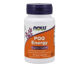 NOW FOODS PQQ Energy (CoQ10) - 30 vcaps