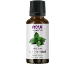 NOW FOODS Essential Oil 30ml Spearmint Oil (eeterlik õli)