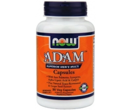 NOW FOODS Adam Superior Mens Multi 90Vcaps