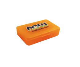 NOW FOODS Pill Box