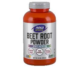 NOW FOODS Beet Root Powder - 340g (peet)