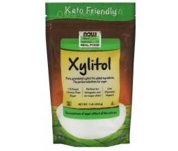 NOW FOODS Xylitol 100% Pure - 454g
