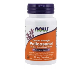 NOW FOODS Policosanol 20mg - 90 caps (politseosanool)