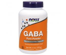 NOW FOODS Gaba Powder 170g