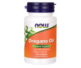 NOW FOODS Oregano Oil 90Sgels