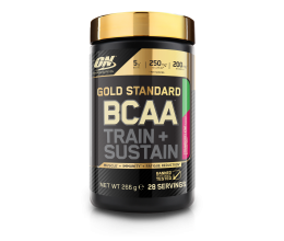 ON Gold Standard BCAA Train + Sustain 28 servings
