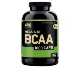 ON BCAA 1000 200 caps