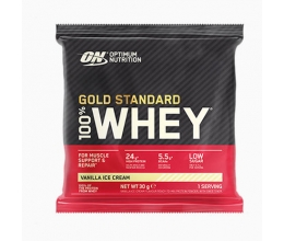 ON 100% Whey Gold Standard Sachets/Sample 30g