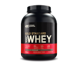 ON 100% Whey Gold Standard 5 lbs (2273g)