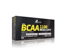 OLIMP BCAA Mega Caps - 120 caps
