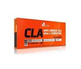 OLIMP CLA & Green Tea plus L-Carnitine - 60 caps
