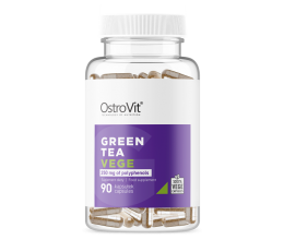 OstroVit Green Tea VEGE 90vcaps