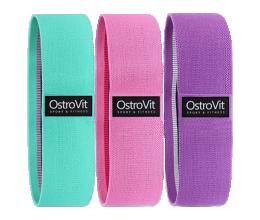 OstroVit Resistance Bands (material) 3pcs set