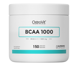 OstroVit BCAA 1000 mg 150 caps