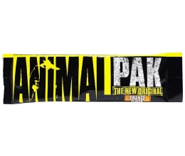 Animal Pak 7g Cherry Berry SAMPLE