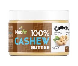 NutVit 100% Cashew Butter 500g (india pähklivõi)