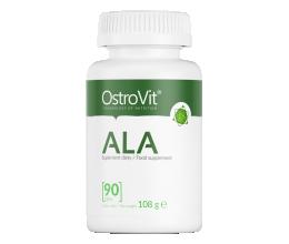 OstroVit ALA 90 tabs (alfa lipoehape)
