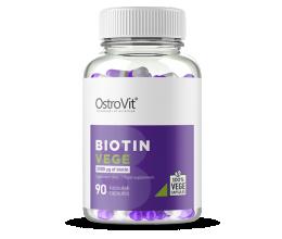 OstroVit Biotin VEGE 90 vcaps