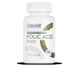 OstroVit Folic Acid 90 tabs