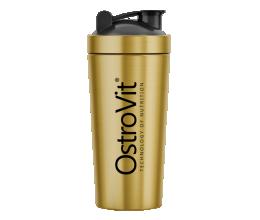 OstroVit STEEL shaker 750ml GOLD