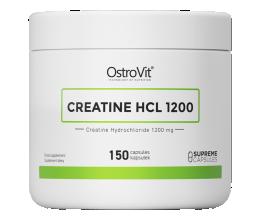 OstroVit Creatine HCL 1200 150 caps (kreatiinvesinikkloriid)