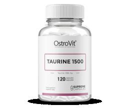 OstroVit Taurine 1500mg 120caps (tauriin)