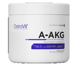 OstroVit Pure A-AKG 200g (Arginiin-alfa-ketoglutaraat)