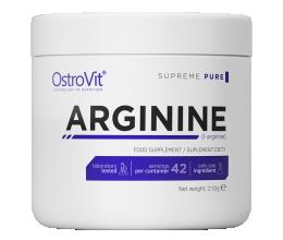 OstroVit Pure Arginine 210g (L-arginiin)