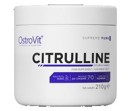 OstroVit Pure Citrulline 210g