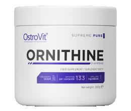 OstroVit Pure Ornithine 200g (L-ornitiin)