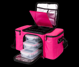 PROZIS Befit Bag 2.0 Pink Edition