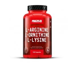 PROZIS L-Arginine L-Ornithine L-Lysine 120caps
