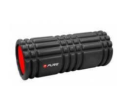 PURE 2Improve Foam Roller BLACK 33x14.5cm