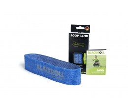 BLACKROLL LOOP BAND BLUE/HARD