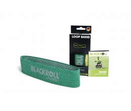 BLACKROLL LOOP BAND GREEN/MEDIUM