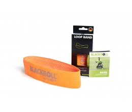 BLACKROLL LOOP BAND ORANGE/EASY