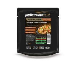 Performance Meals - Thai Style Chicken Curry & Brown Rice