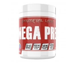 PRIMEVAL LABS Mega Pre RED 20/40 servings (404g)