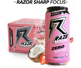 Raze Energy ZERO Sugar
