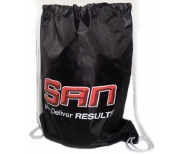 SAN Nutrition Drawstring Bag