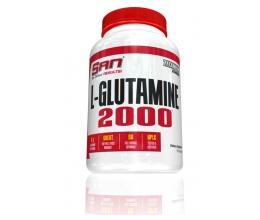 SAN L-Glutamine 2000 - 100caps BB 01/20