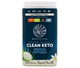SUNWARRIOR Clean Keto 720g Vanilla