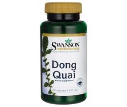 SWANSON Dong Quai 530mg - 100 caps