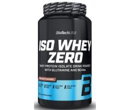 BiotechUSA Iso Whey Zero - 2lbs / 908g (Lactose Free)