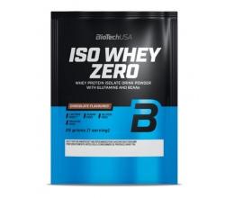 BiotechUSA Iso Whey Zero 25g SAMPLE